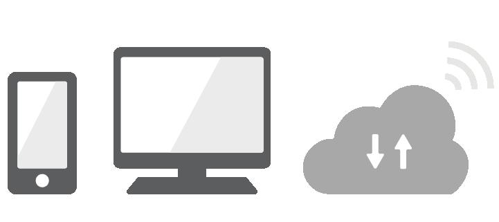 PCサイトやスマートフォンアプリなど様々な環境で活用可能