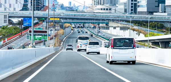 高速道路進入による事故
